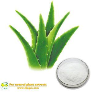 100% pure aloe vera gel freeze dried powder