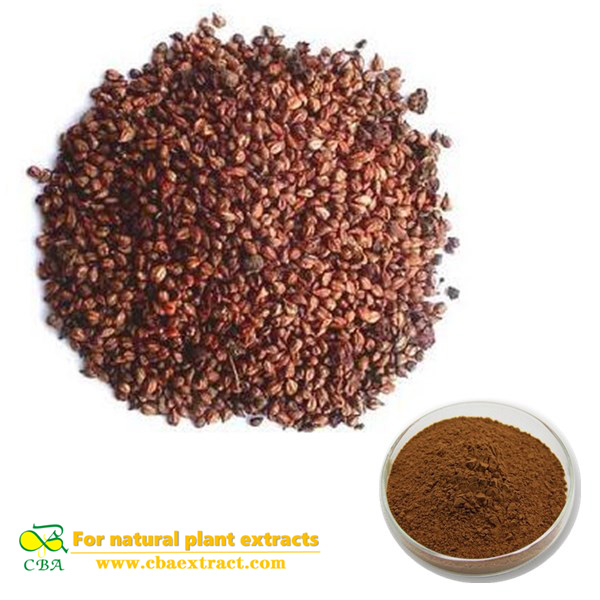 Water Soluble Black Grape Seed Extract
