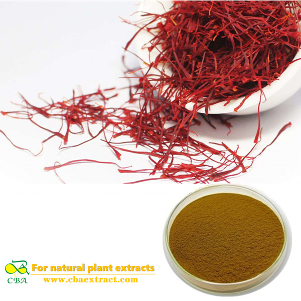 Chinese Medicine Saffron Extract Flos Carthami Extract Natural Safflower Extraction Powder Red Flower Extract Saffron