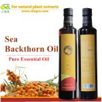 Sea buckthorn seed oil supercitical CO2 extraction Wild seabuckthorn seed pure essential oil extract