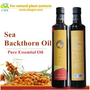 Sea buckthorn seed oil supercitical CO2 extraction Wild seabuckthorn seed essential oil