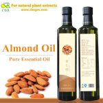 Organic skin care almond essential oil wholesale factory